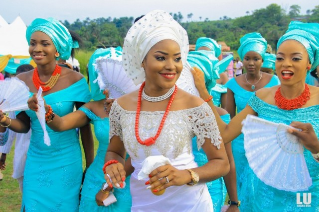 Traditional Marriage – Anambra State Association Finland Ry